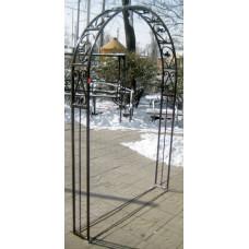 Арка садовая/свадебная из металла, ковка №013. Производство: Украина