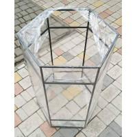 Опора для цветов из металла шестигранная №060. Производство: Украина, Одесса