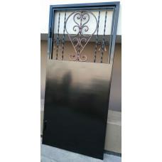 Дверь из металла / Калитка кованая №017. Производство: Украина