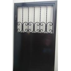 Дверь из металла / Калитка кованая №036. Производство: Украина