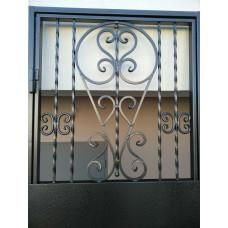 Дверь из металла / Калитка кованая №038