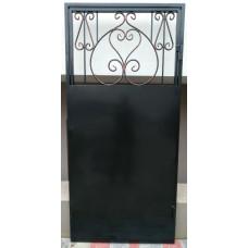 Дверь из металла / Калитка кованая №043. Производство: Украина