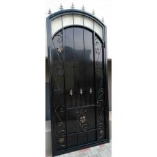 Дверь из металла / Калитка кованая №052