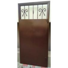 Дверь из металла / Калитка кованая №060. Производство: Украина