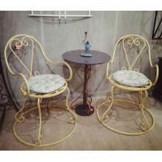 Кованая мебель: Стул/Кресло №012